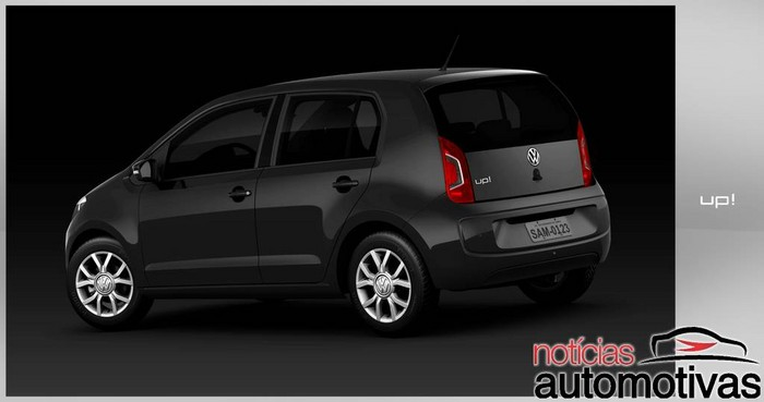 0311 700x369 Novo Volkswagen up! 2014: tudo sobre o novo popular