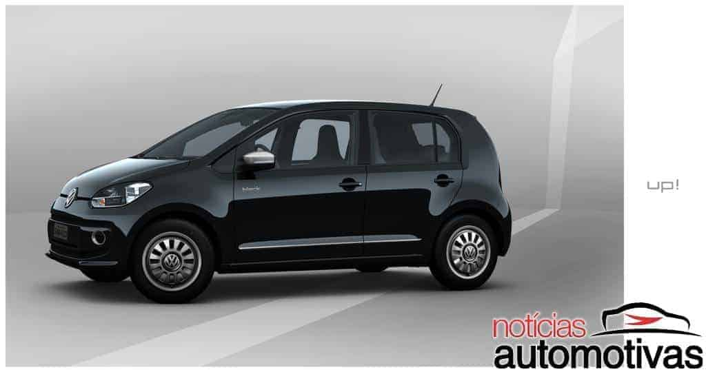 17 black up Novo Volkswagen up! 2014: tudo sobre o novo popular