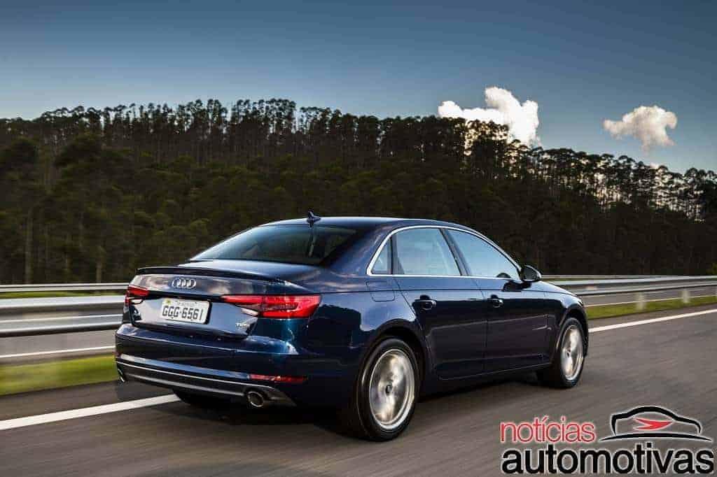 Audi-A4-2017-NA-37-700x466 Novo Audi A4: Impressões ao dirigir