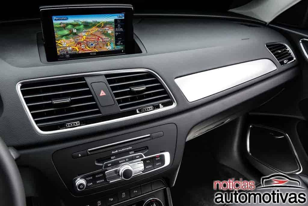 Audi Q3 1.4 TFSI Flex 2017 10 - Audi Q3 2018: fotos, equipamentos, versões, motor, preços