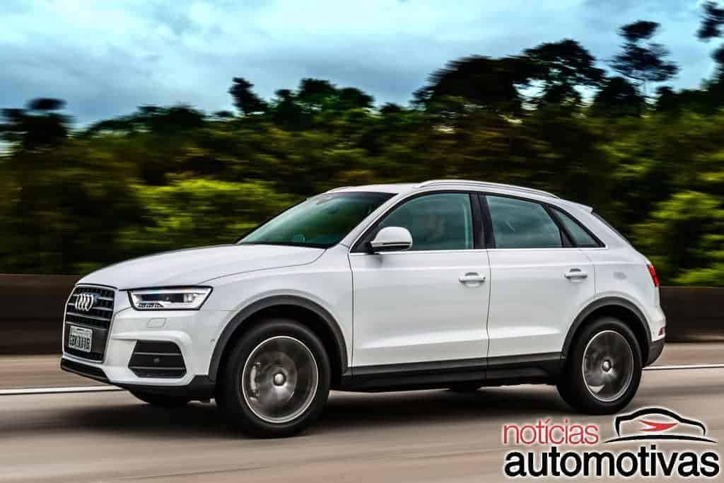 Audi Q3 1.4 TFSI Flex 2017 3 - Audi Q3 2018: fotos, equipamentos, versões, motor, preços