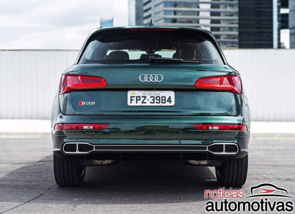 Audi-SQ5-2018-10 Por R$ 398 mil, Audi SQ5 2018 oferece apelo esportivo com motor V6