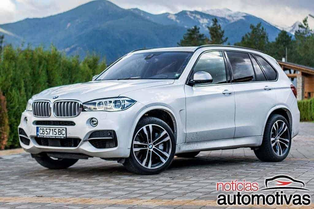 BMW-X5-M50d-2018-6 BMW X5 M50d 2018 começa a ser vendido e parte de R$ 524.950