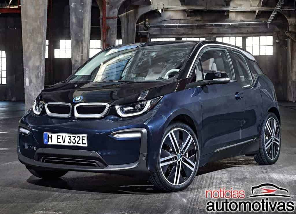 bmw i3 2018 lan ado com nova vers o esportiva 39 s 39. Black Bedroom Furniture Sets. Home Design Ideas
