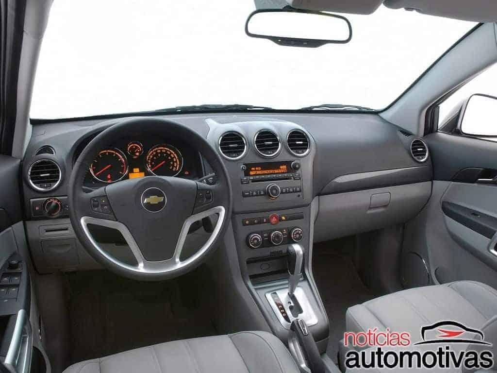 Chevrolet Captiva: saiba absolutamente tudo sobre o SUV