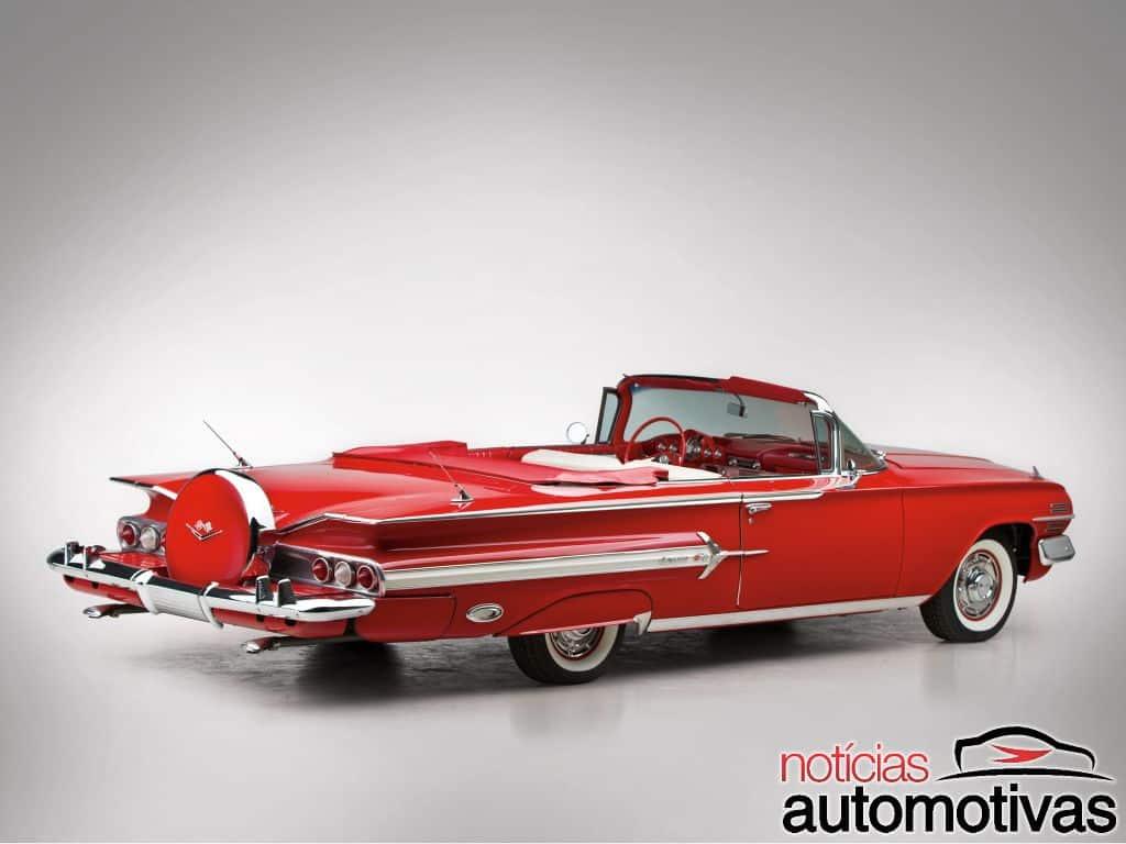 Chevrolet Impala: tudo sobre o grande clássico de 1957 que ainda vive