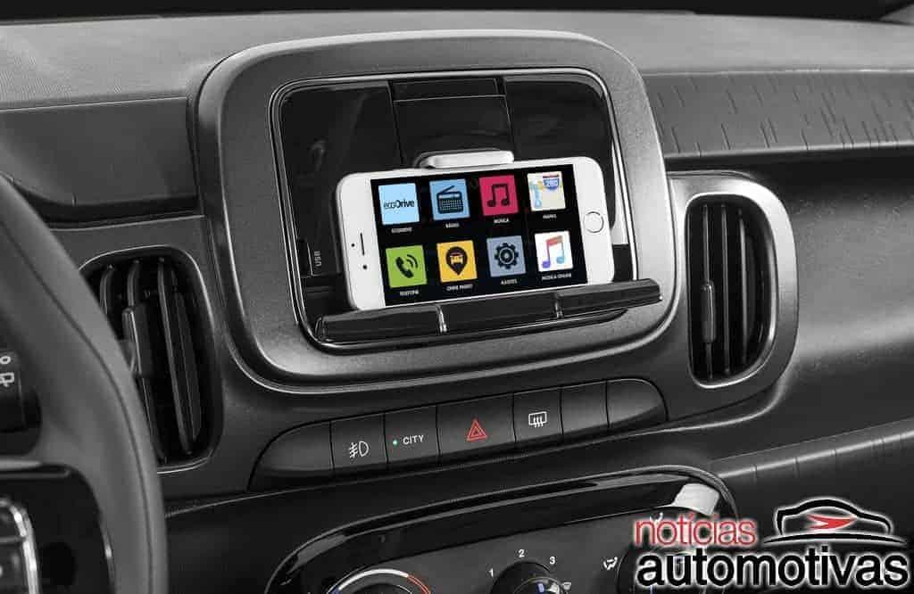 Fiat-Mobi-Drive-GSR-2018-22 Fiat Mobi GSR 2018 estreia como o automatizado mais em conta por R$ 44.780