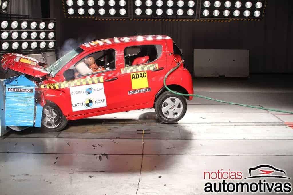 Fiat-Mobi-Latin-NCAP-11 Fiat Mobi decepciona com uma estrela em teste do Latin NCAP (vídeo)