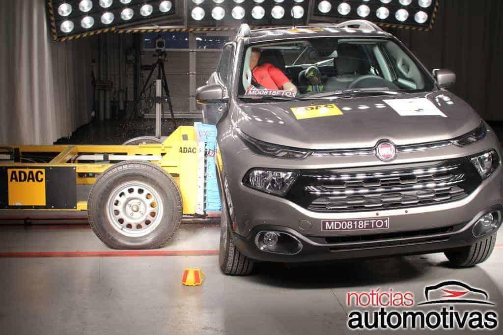 Fiat-Toro-2019-Latin-NCAP-7 Fiat Toro é testada pelo Latin NCAP e alcança quatro estrelas