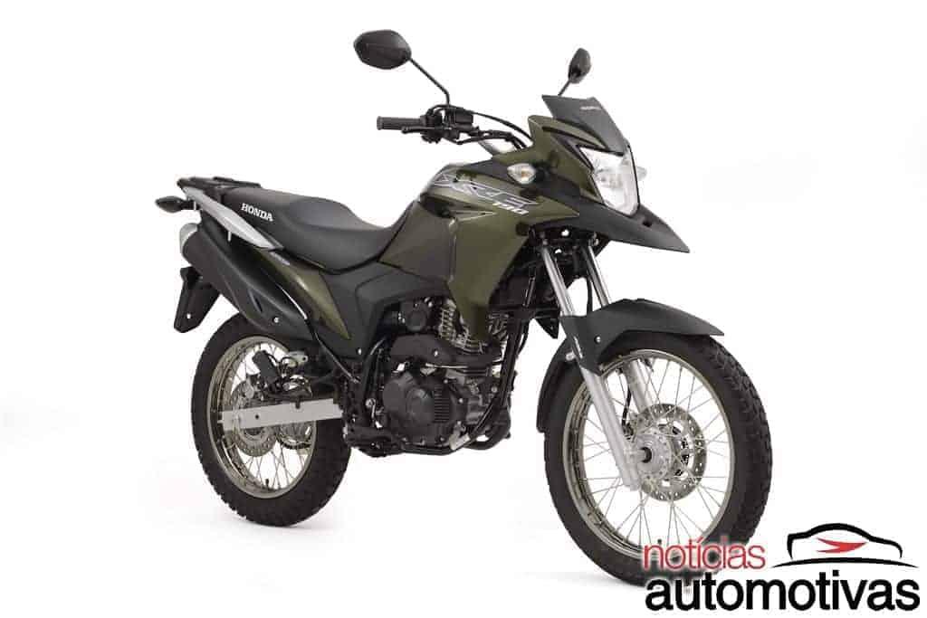 HONDA-XRE-190-4 Honda lança nova trail XRE 190 por R$ 13.300