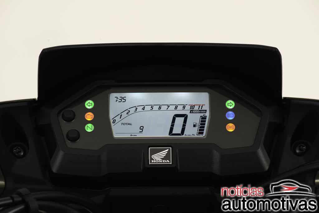 HONDA-XRE-190-44 Honda lança nova trail XRE 190 por R$ 13.300