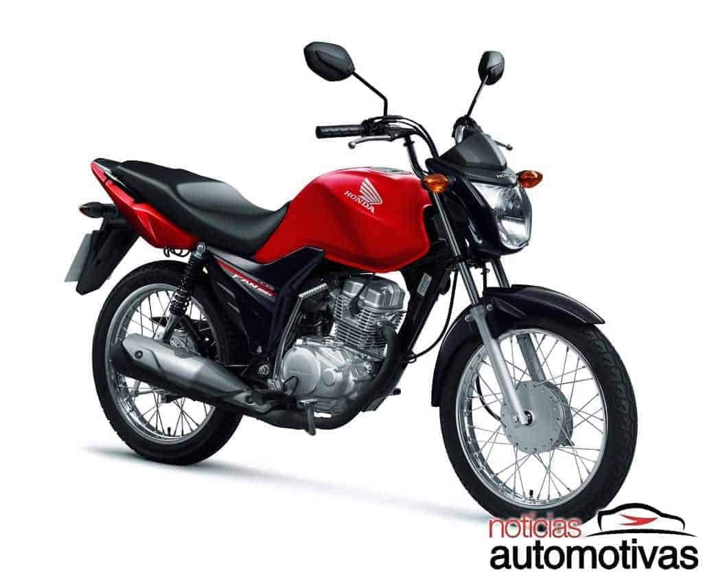 Honda CG 125i Fan 1