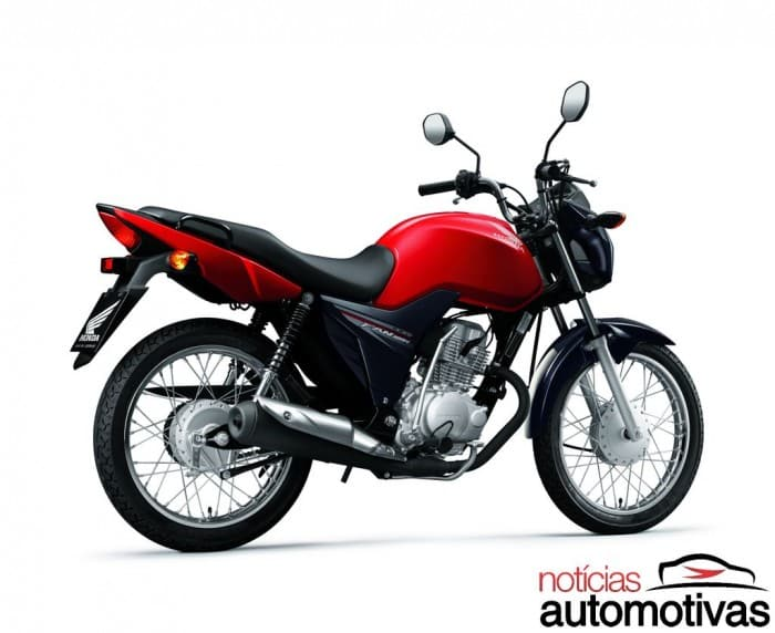 Honda CG 125i Fan 3