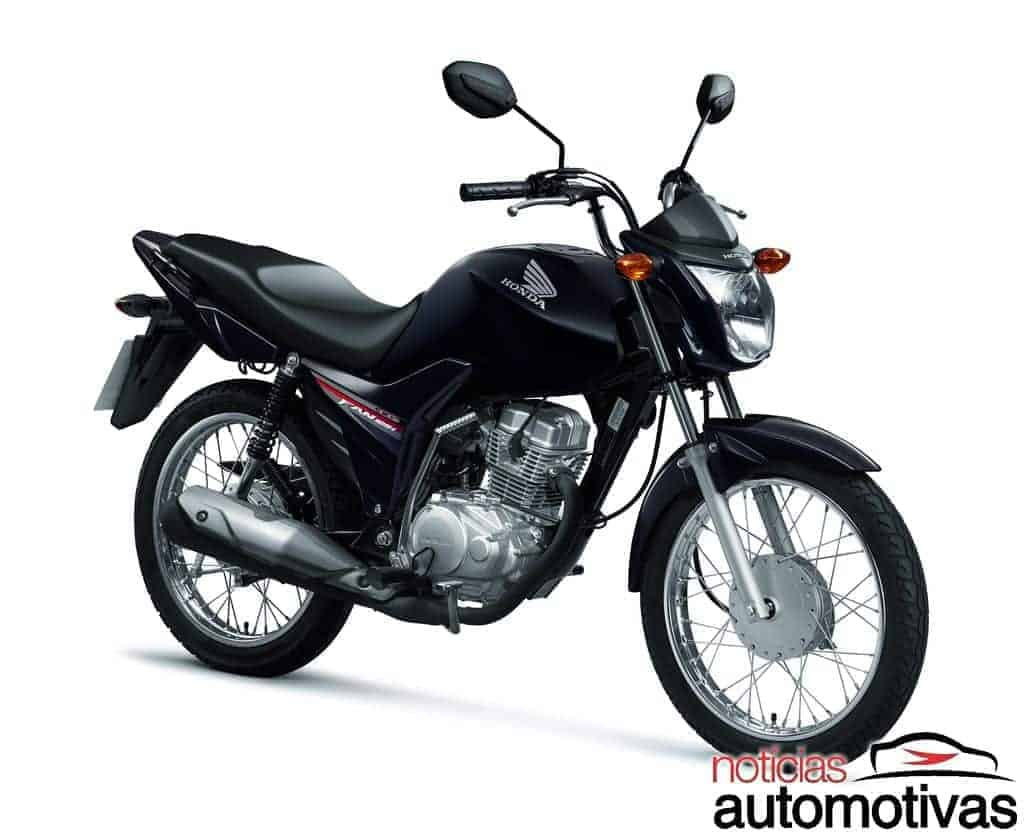 Honda CG 125i Fan 4