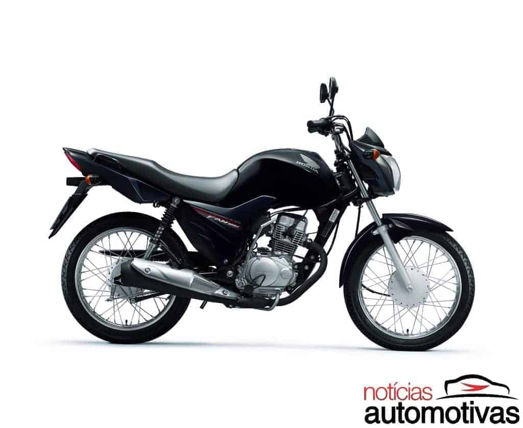 Honda CG 125i Fan 5