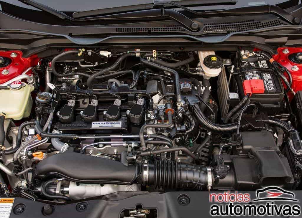 Honda-Civic-Si-Coupé-2018-4 Com 208 cv, novo Honda Civic Si chega ao Brasil em 2018