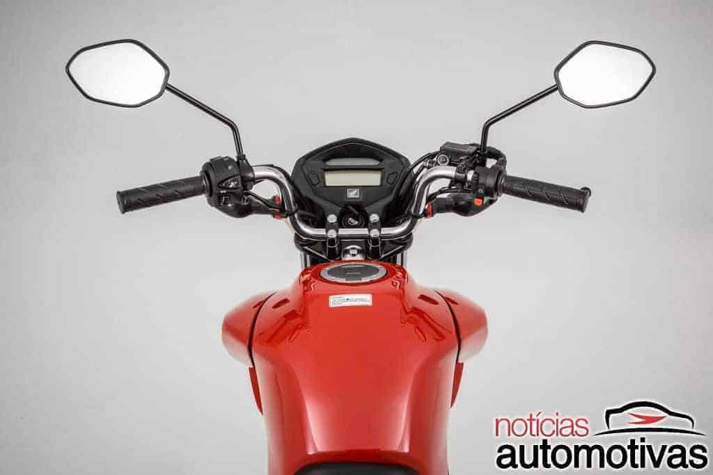 Honda cg 160 fan 19