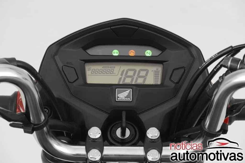 Honda cg 160 fan 20