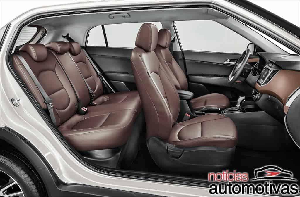 Hyundai-Creta_12-1 Hyundai Creta 2017 ganha aumento de preços de até R$ 1 mil