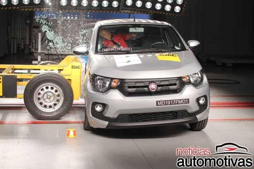 IMG_2367 Fiat Mobi decepciona com uma estrela em teste do Latin NCAP (vídeo)