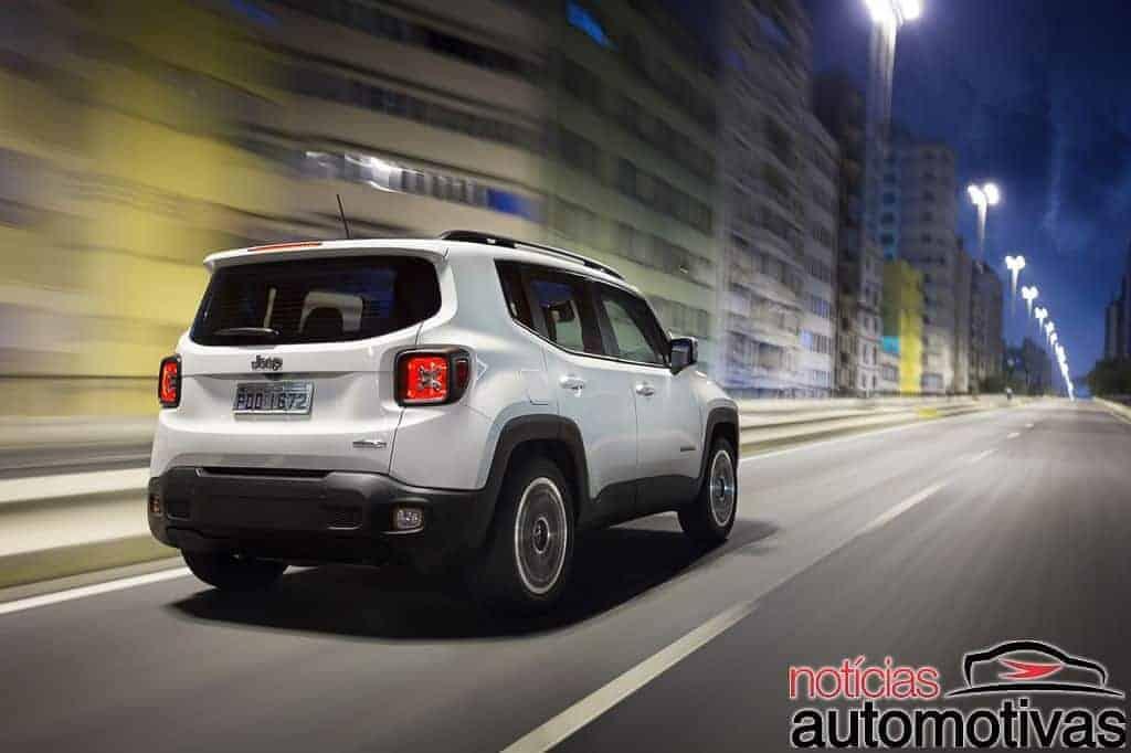 Jeep Renegade Longitude NA 40 - Novo Jeep Renegade: Detalhes e impressões ao dirigir o novo SUV brasileiro