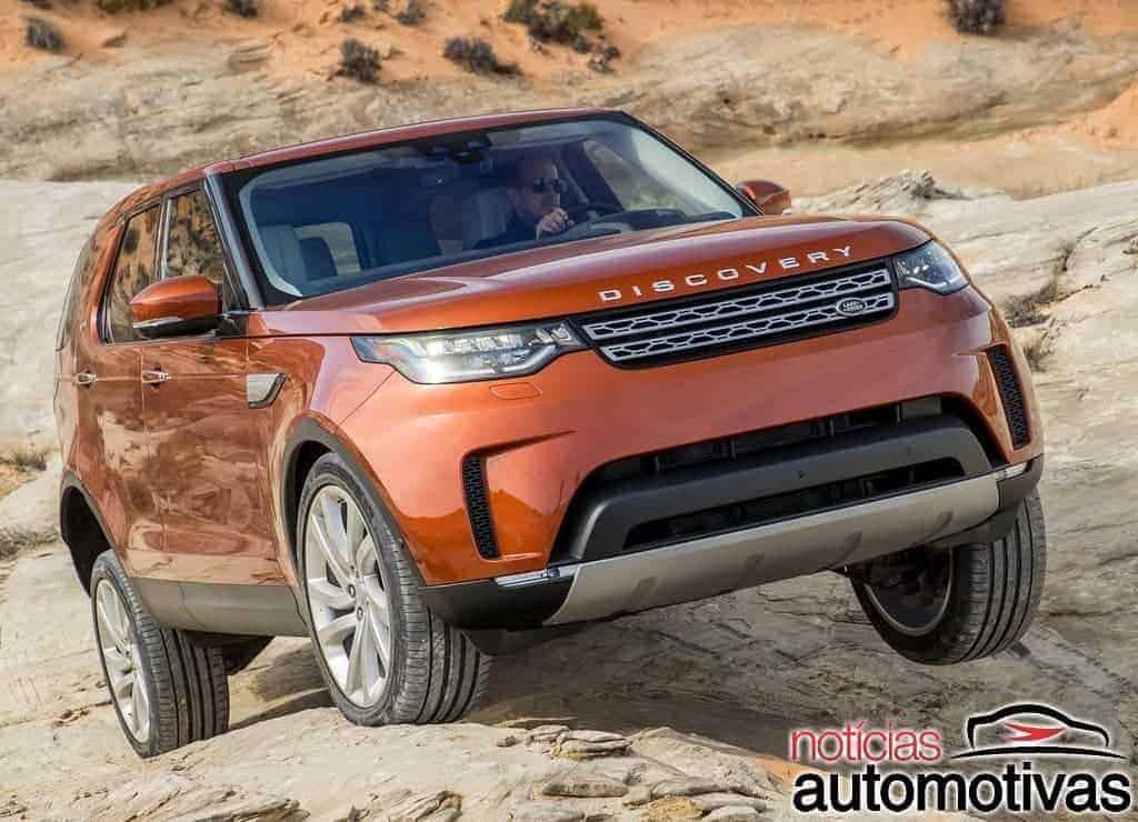 Land Rover Discovery 2018: fotos, detalhes, novidades, motor, preços