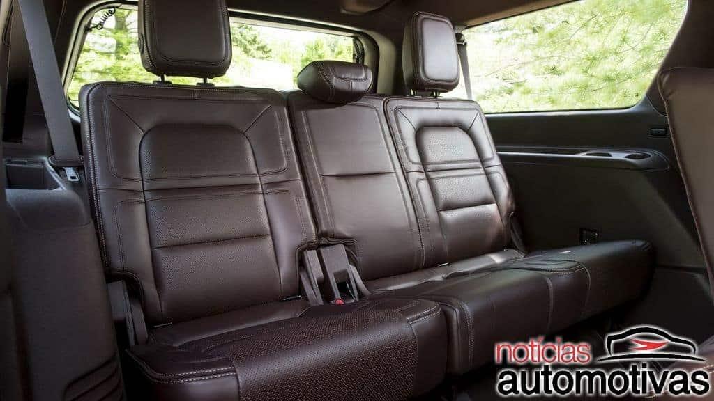 Lincoln-Navigator-2018-23 Lincoln Navigator 2018 começa a ser vendido nos EUA por US$ 73,2 mil