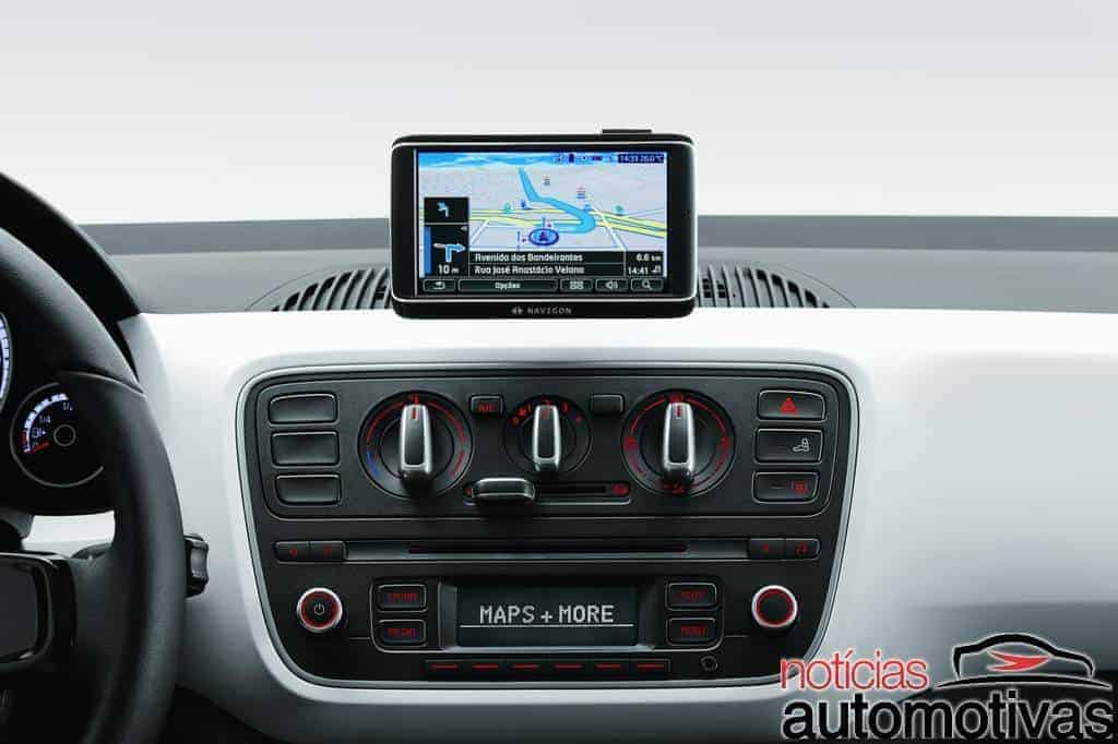 Maps and More Mapas Novo Volkswagen up! 2014: tudo sobre o novo popular