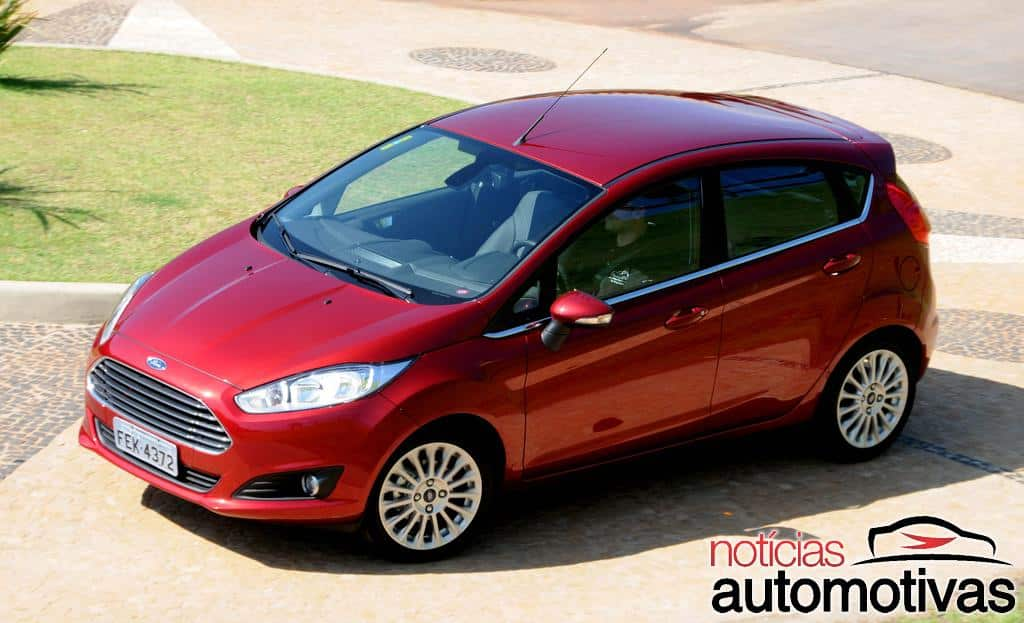 New Fiesta Hatch 2014 5 620x377 New Fiesta 2014: modelo fabricado no