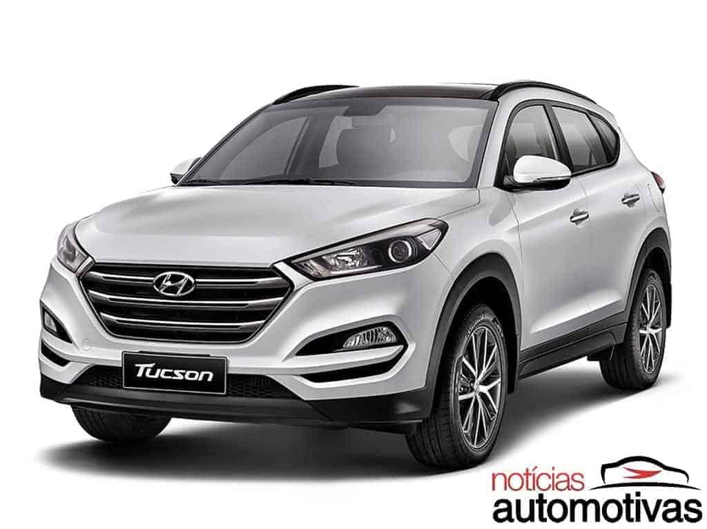 tucson-turbo-2018 Revisão Hyundai: preços e detalhes