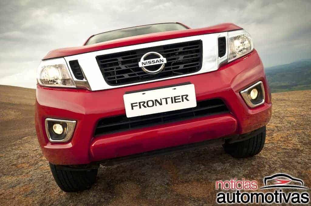 Nissan-Frontier-SE-2018-19 Nissan Frontier ganha versão de entrada SE por R$ 150.990