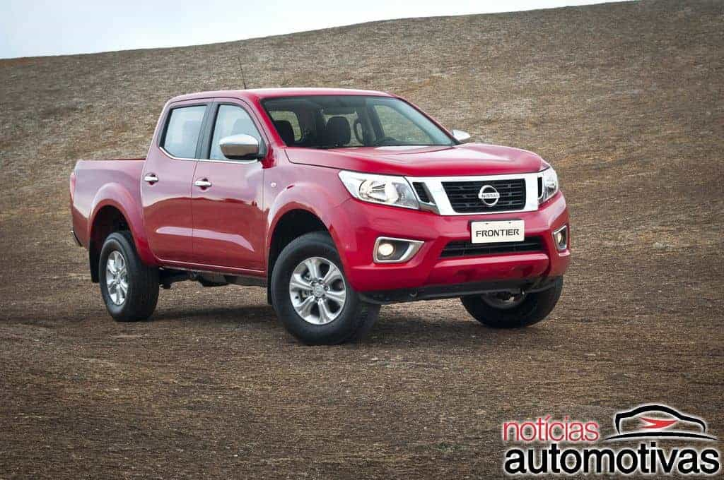 Nissan-Frontier-SE-2018-4 Nissan Frontier ganha versão de entrada SE por R$ 150.990