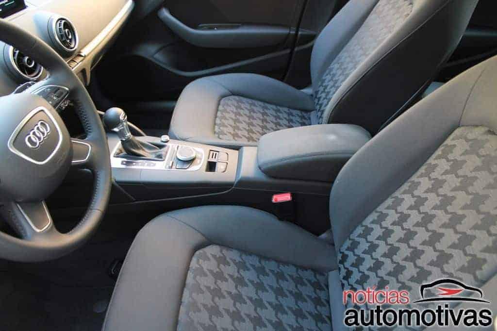 audi-a3-sedan-14-tfsi-avaliacao-NA-28 Audi A3 Sedan 1.4 TFSI Attraction: vantagens e desvantagens de um autêntico mas simplificado alemão