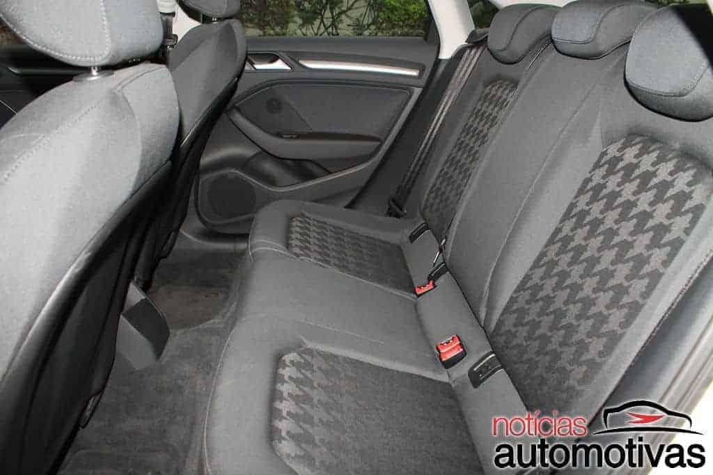 audi-a3-sedan-14-tfsi-avaliacao-NA-58 Audi A3 Sedan 1.4 TFSI Attraction: vantagens e desvantagens de um autêntico mas simplificado alemão