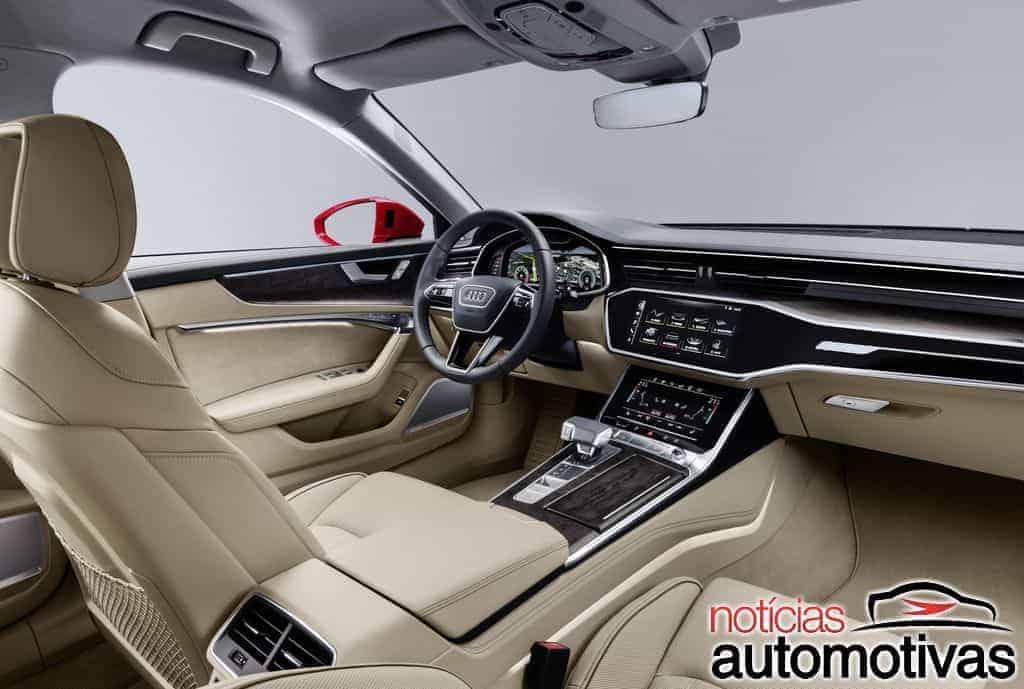 Agora oficial, Audi A6 2019 chega como luxuoso micro-híbrido de 48 volts