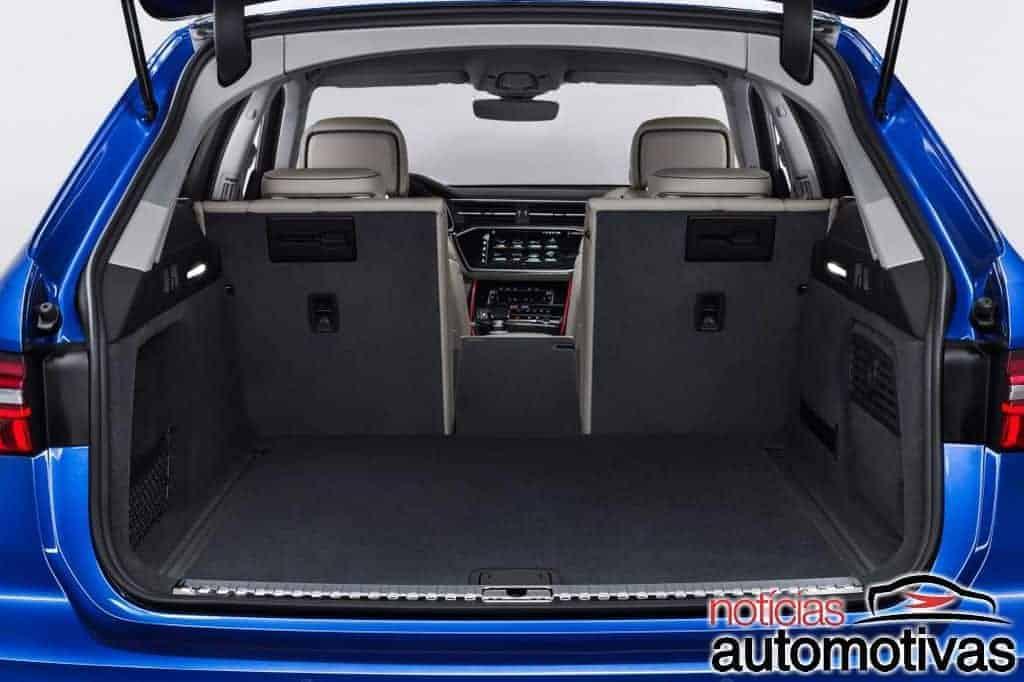 audi-a6-avant-2019-1 Audi A6 Avant 2019 chega com mais espaço, luxo e performance