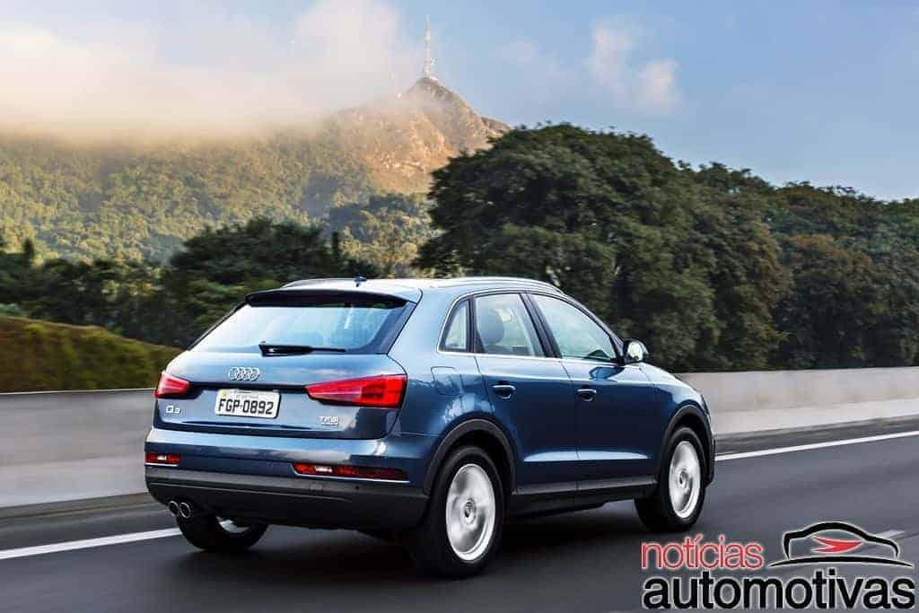 audi-q3-2016-20-tfsi-NA-1 Audi oficializa produção do Q3 em São José dos Pinhais/PR