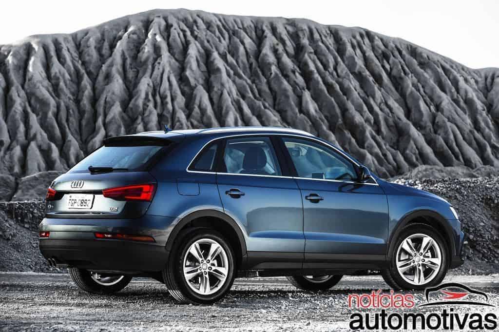 audi-q3-2016-20-tfsi-NA-9 Audi oficializa produção do Q3 em São José dos Pinhais/PR