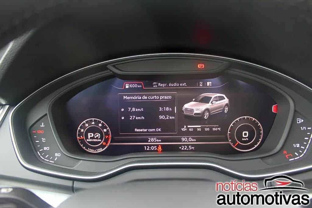audi-q5-2018-impressões-NA-29 Audi Q5 2018 chega mais eficiente e sofisticado - Confira nossas impressões ao dirigir
