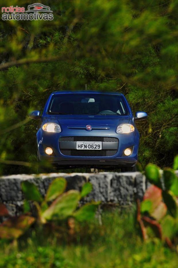 avaliacao novo palio attractive 1.4 1 Avaliação completa do Novo Fiat Palio Attractive 1.4