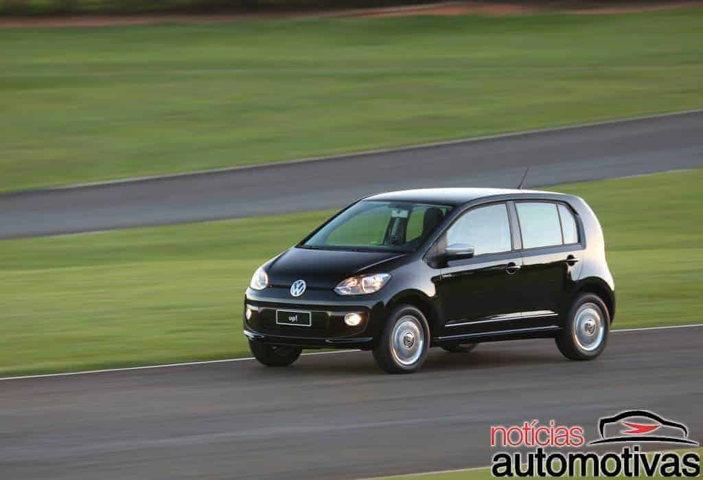 black up 1 Novo Volkswagen up! 2014: tudo sobre o novo popular