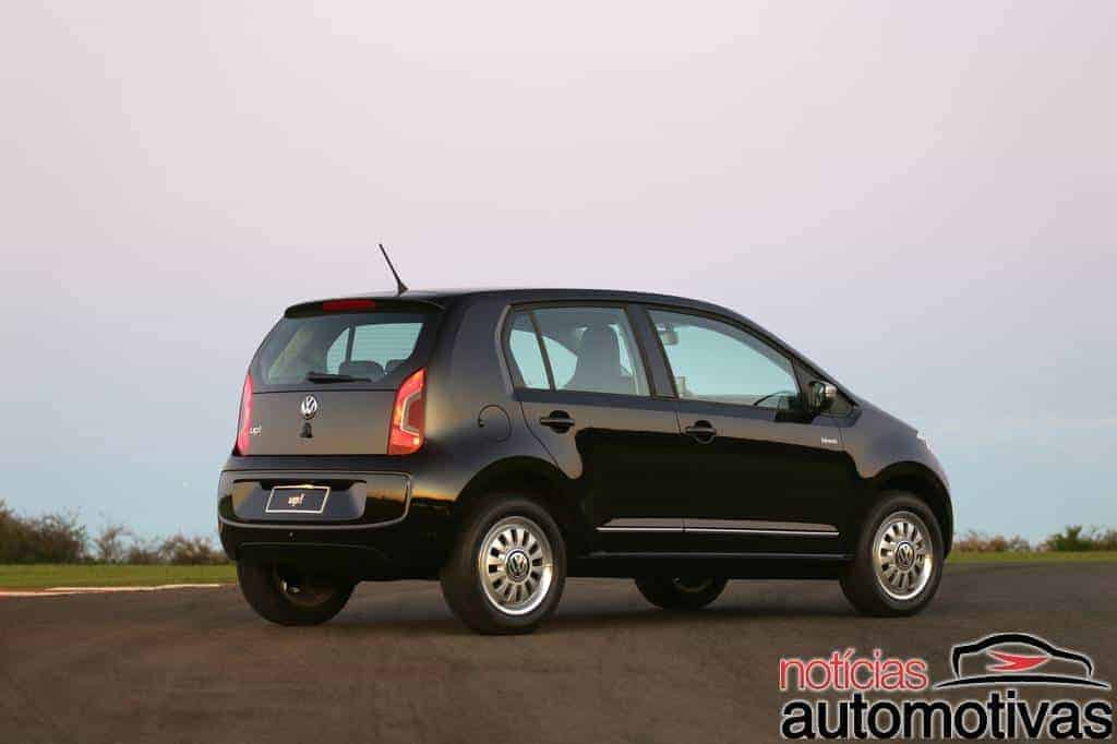black up 8 Novo Volkswagen up! 2014: tudo sobre o novo popular