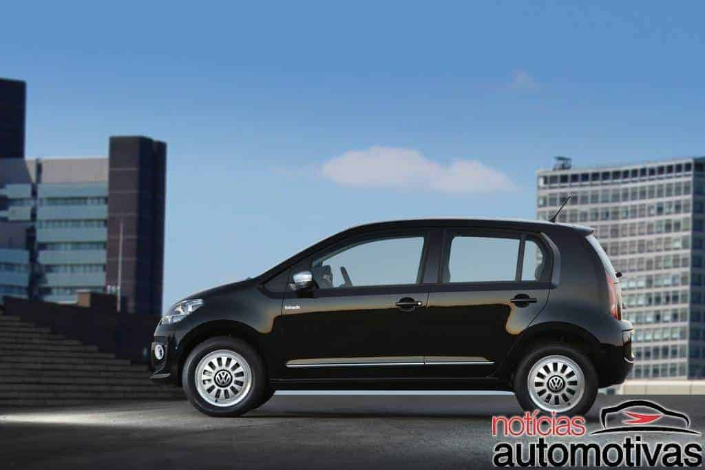 black up 9 Novo Volkswagen up! 2014: tudo sobre o novo popular
