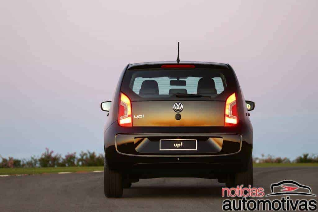 black-up Novo Volkswagen up! 2014: tudo sobre o novo popular