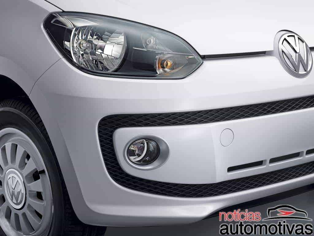 black white red up 5 Novo Volkswagen up! 2014: tudo sobre o novo popular