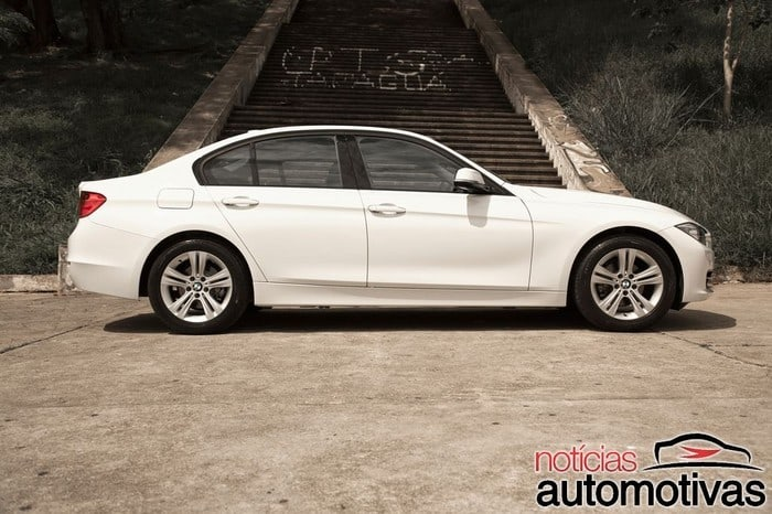 bmw-320i-active-flex-branco-11-700x466 Primeiro turbo flex do mundo, BMW 320i ActiveFlex é conservador