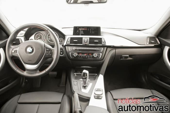 bmw-320i-active-flex-branco-19-700x466 Primeiro turbo flex do mundo, BMW 320i ActiveFlex é conservador