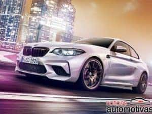 bmw-m2-competition-1-300x225 BMW M2 Competition 2019 surge na internet com motor de 416 cavalos
