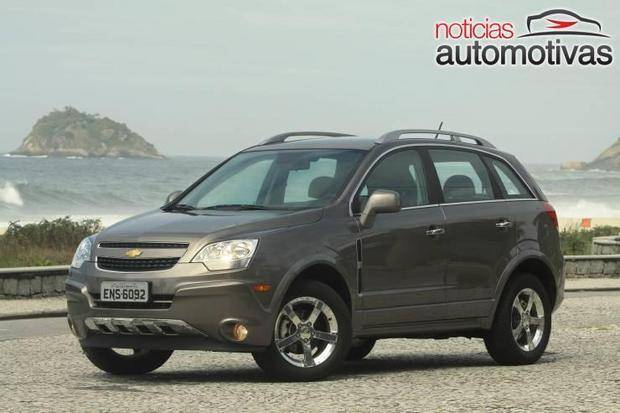 chevrolet captiva v6 2011 auto press 1 Avaliação completa da Chevrolet Captiva V6 2011