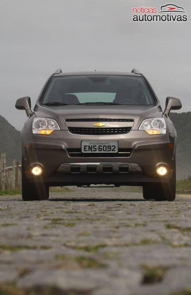 chevrolet captiva v6 2011 auto press 2 Avaliação completa da Chevrolet Captiva V6 2011